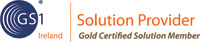 GS1 | Solution Provider Gold Certified Solution Member